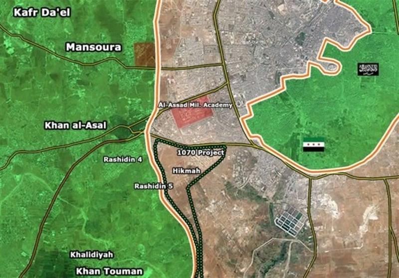 IŞİD ve 'Ilımlılar' Halep'teki Kuşatmayı Kırmak İçin Saldırıyor