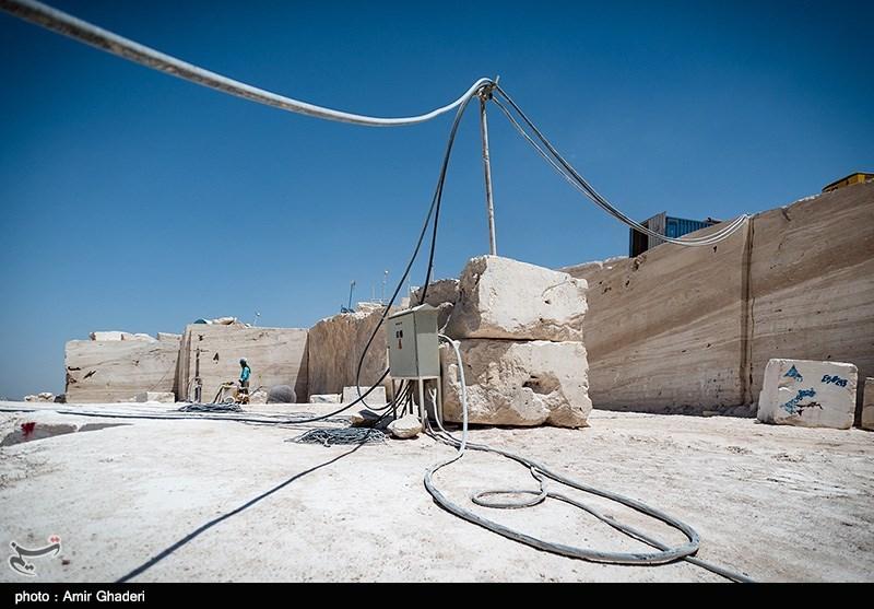بخش فرآوری سنگ در استان مرکزی نیازمند نوسازی و تجهیزات روز دنیا است
