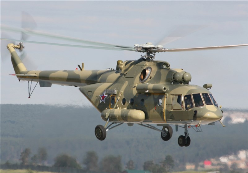 Russian Military Chopper with 5 on Board Shot Down in Syria