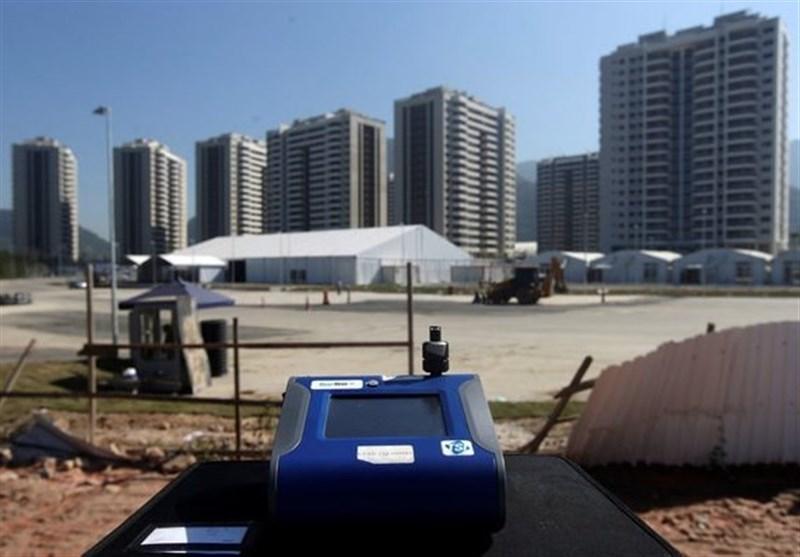 دهکده المپیک بازیها ریو