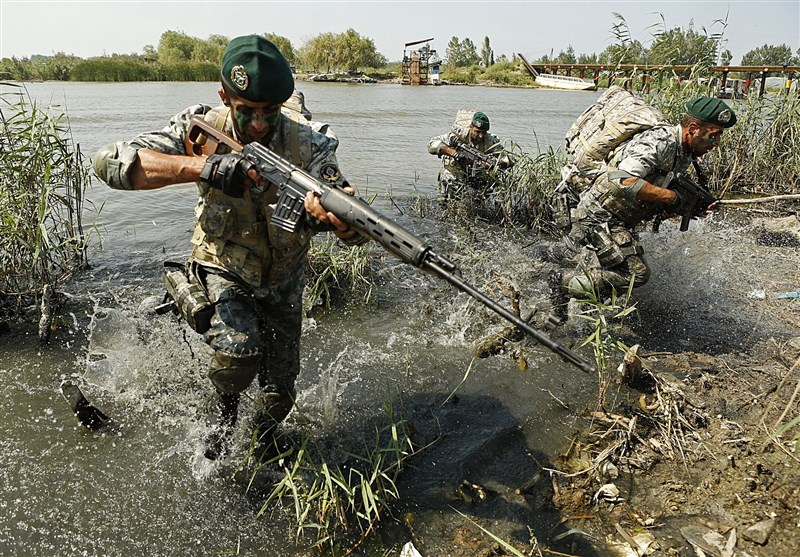 تکاوران دریایی ارتش