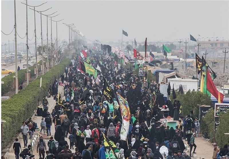 Iran's Police to Run 6-Tiered Security Check on Arbaeen Travelers