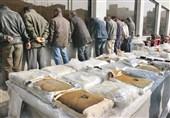 اعدام قاچاقچیان