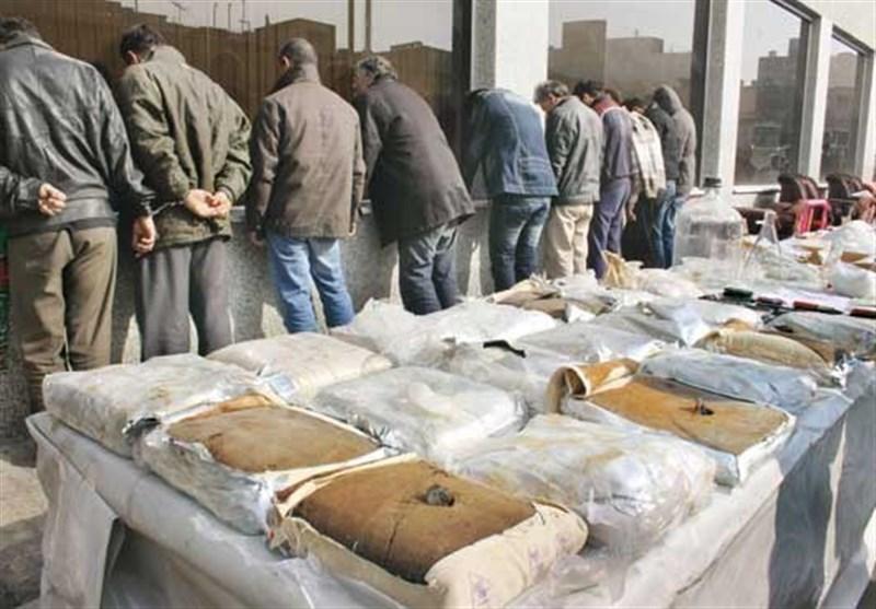 تیغ دو لبه حذف و تعدیل اعدام قاچاقچیان موادمخدر