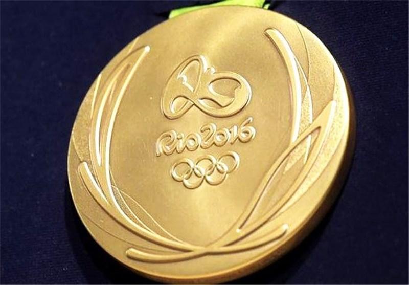 مدال المپیک ریو