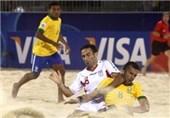 دعوت از 15 بازیکن به اردوی سه روزه تیم ملی فوتبال ساحلی