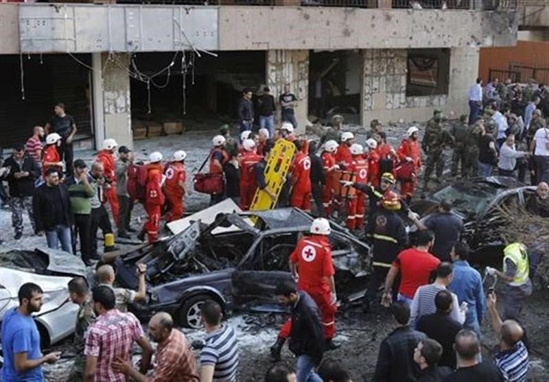 حملۀ تروریستی به سفارت ایران در لبنان