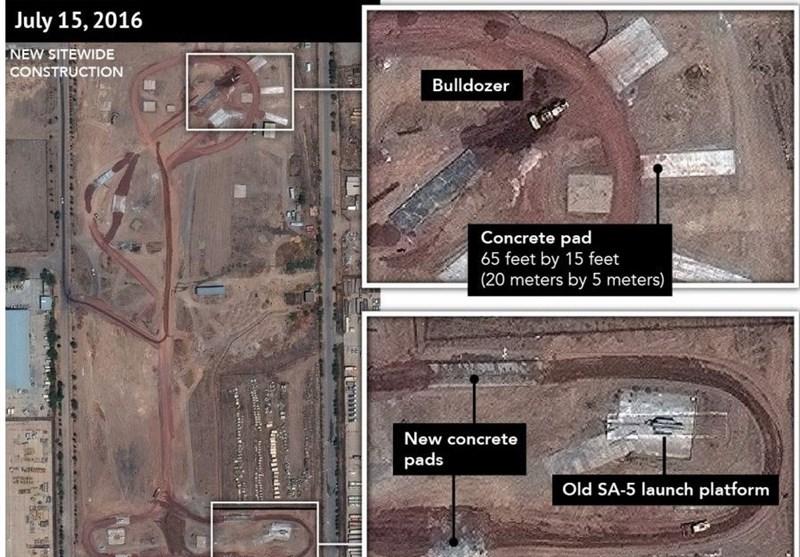 استراتفور مدعی شد: ایران درحال ساخت اولین پایگاه اس-300 در اطراف تهران است