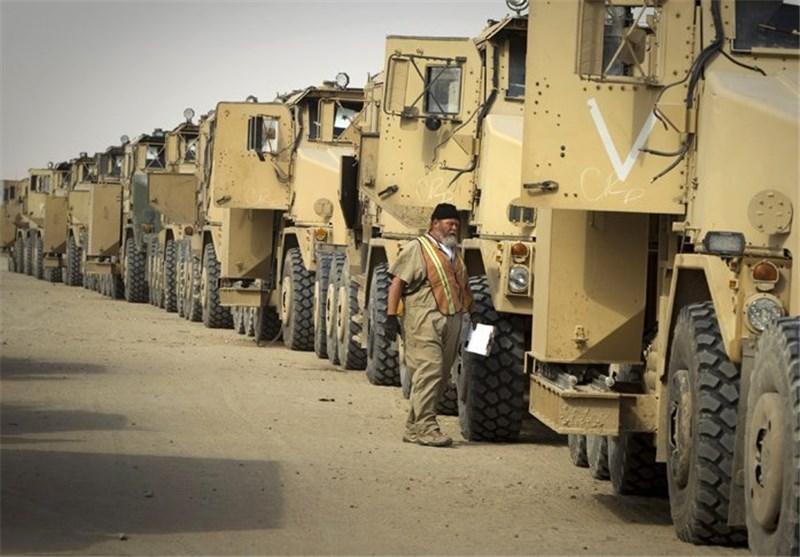 تجهیزات نظامی آمریکا