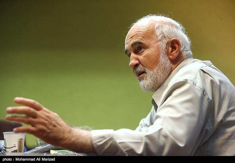 حضور احمد توکلی در جلسه محاکمه یاشار سلطانی