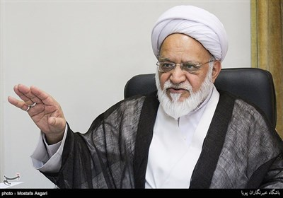 مصباحیمقدم: اولویت جامعه روحانیت در انتخابات آیتالله رئیسی است/ از لاریجانی حمایت نمیکنیم