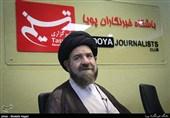 بازدید آیتالله بطحائی از باشگاه خبرنگاران تسنیم «پویا»