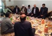 رئیس سازمان حج و زیارت با خانواده جان باختگان حادثه منا دیدار کرد