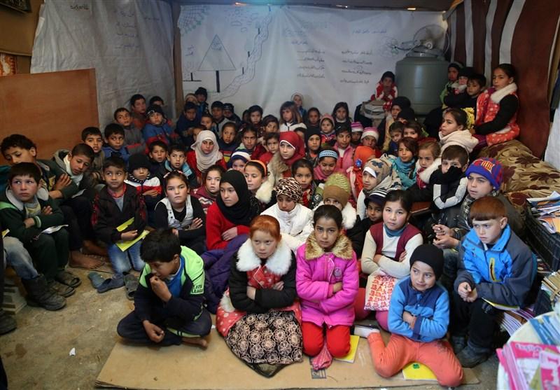پناهجوی سوری