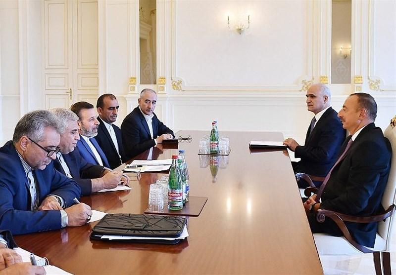 İlham Aliyev, Tahran-Bakü İlişkilerinin Gelişmesi Gereğini Vurguladı