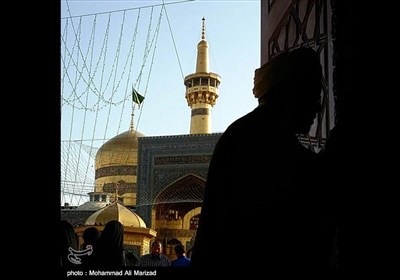 السلام علیک یا علی ابن موسی الرضا المرتضی ع