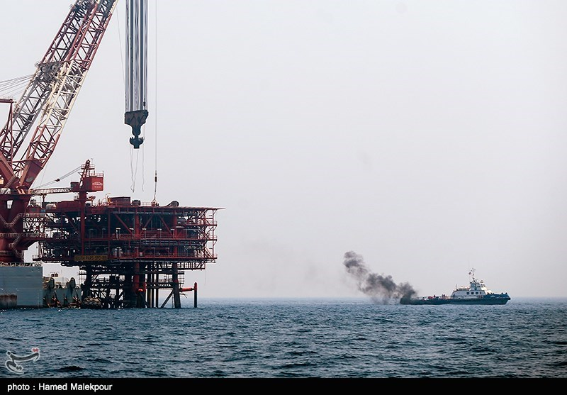 Over 5bln Cubic Meters of Gas Produced in Phase 19 of Iran's Southern Field