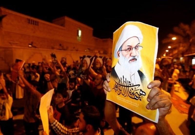 Bahreyn Rejimi Şeyh İsa Kasım'ın Evinin ve Etrafındaki Evlerin Elektriğini Kesti