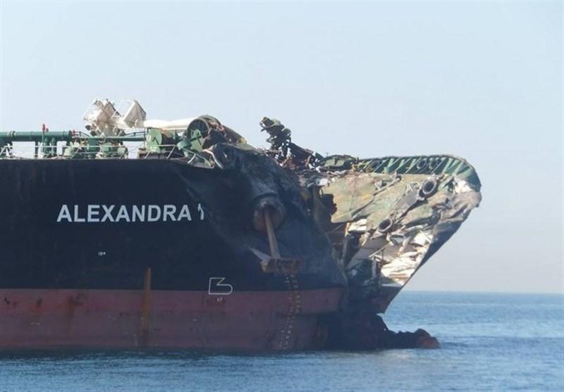 برخورد کشتی