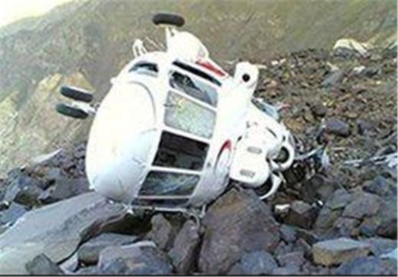 افغان طالبان نے پاکستانی ہیلی کاپٹر کے عملے کو آزاد کردیا