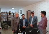 مدیرکل بهزیستی خراسان جنوبی از خبرگزاری تسنیم بازدید کرد