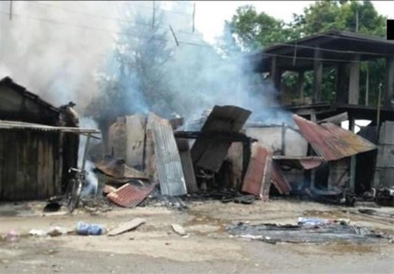 Gunman Kills 12 in Market in India's Northeast