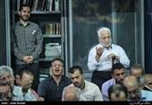 پیکر پدر شهیدان موحد دانش در شهرری تشییع شد+عکس