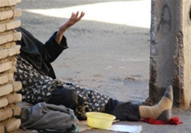 درآمد 3 تا 30 میلیون تومانی گدایان تهران