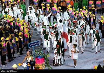 حفل افتتاح اولمبیاد ریو 2016
