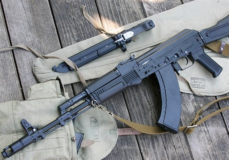 Exclusive: Iran Imports AK-103 Rifles from Russia