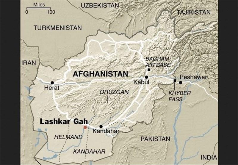 جنوبی افغانستان میں پولیس ہیڈکوارٹر پر خودکش حملہ، 5 افراد جاں بحق، 40 زخمی