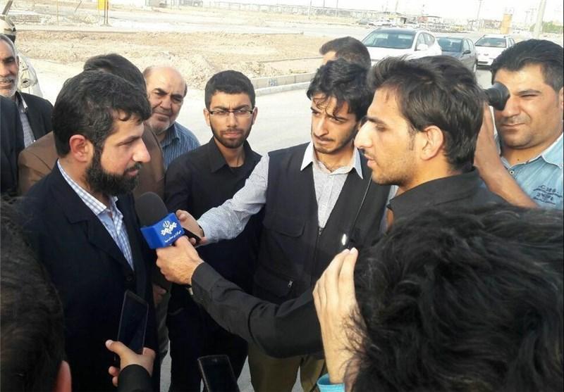 استاندار خوزستان شریعتی
