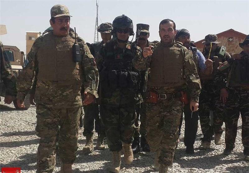 عملیات ارتش افغانستان در فراه 7