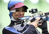 Elaheh Ahmadi Named Iran's Flagbearer in Asian Games