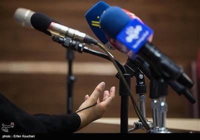 نشست خبری برندگان سومین جایزه حقوق بشر اسلامی