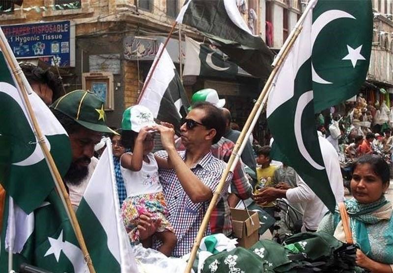 پاکستان میں یوم آزادی کی تیاریاں