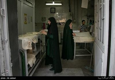 بازارچه سنتی حرم حضرت عبدالعظیم الحسنی(ع)