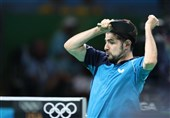 پایان کار تنیس روی میز ایران در المپیک با حذف نیما عالمیان