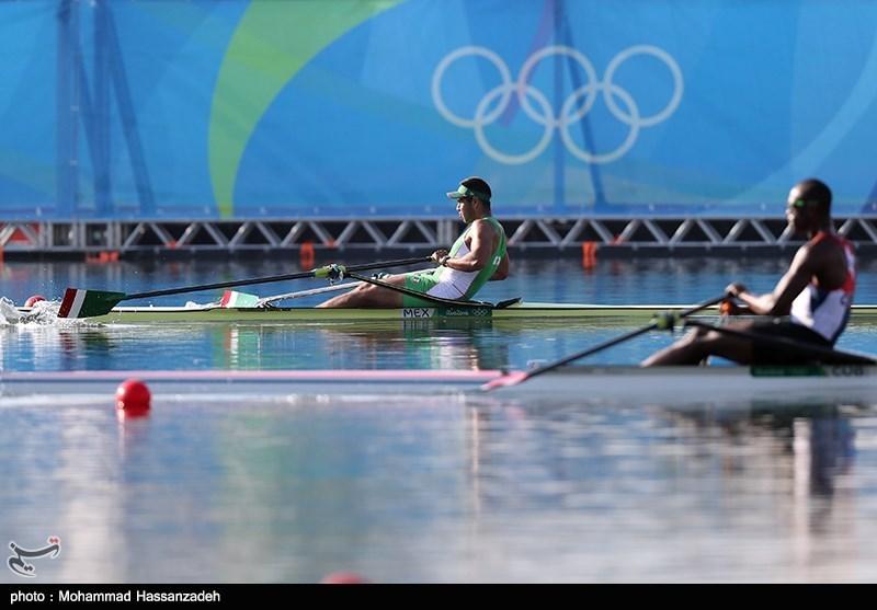 مسابقات روئینگ المپیک 2016 ریو