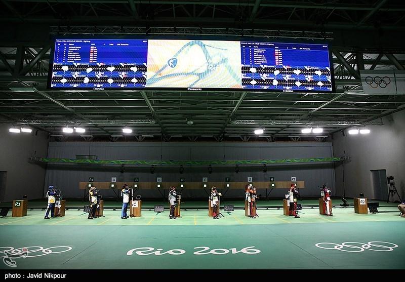 المپیک 2016 -تیر اندازی بانوان