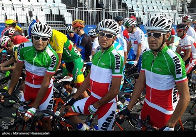 مسابقة الدراجات الهوائیة-اولمبیاد ریو 2016