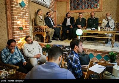 مراسم افتتاح اولین پاتوق خبر