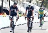 خوش و بش آقای وزیر با قهرمان المپیک + عکس