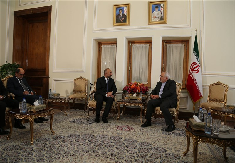 Afganistan Ulusal Güvenlik Danışmanı'nın Zarif ile Görüştüğü Belirtildi
