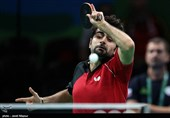 مسابقات تنیس روی میز -المپیک 2016 ریو