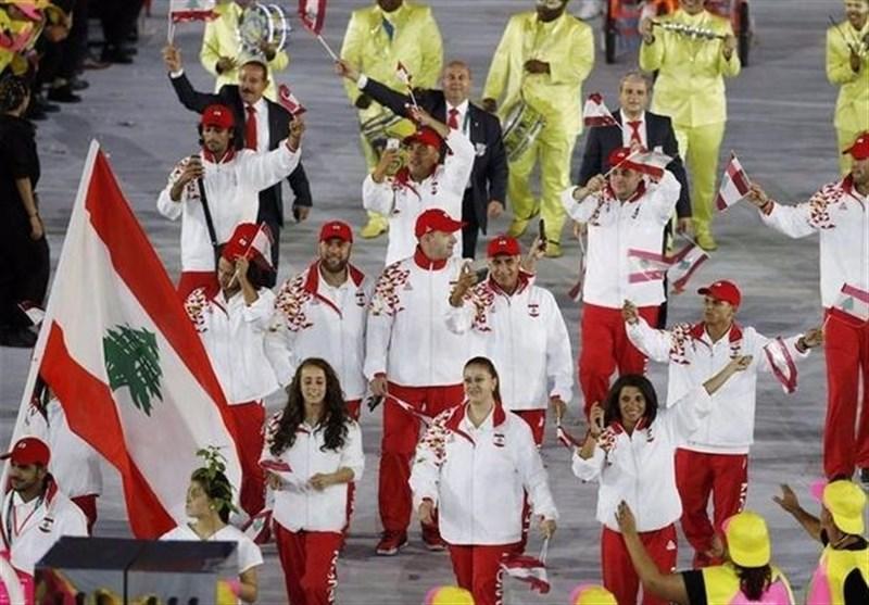 لبنانیها ورزشکاران اسرائیلی را به اتوبوسشان راه ندادند