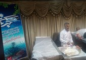 اهدای خون «تسنیمیها» به مناسبت روز خبرنگار