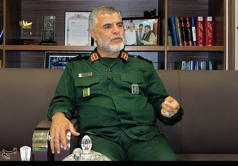 وقتی نیروهای زنجانی به لشگر عاشورا آمدند، نشاط را در چهره شهید باکری مشاهده کردم