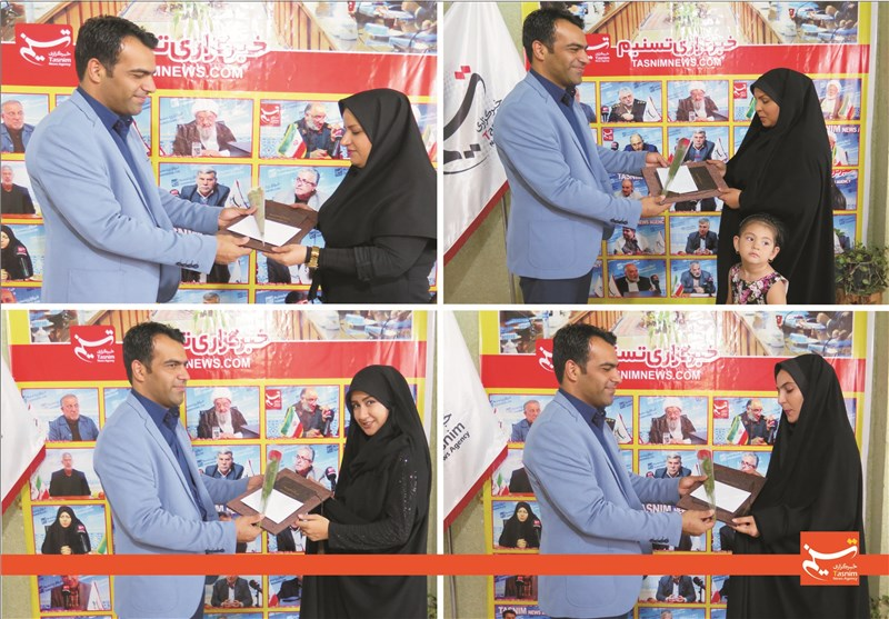 روز خبرنگار تسنیم استان مرکزی