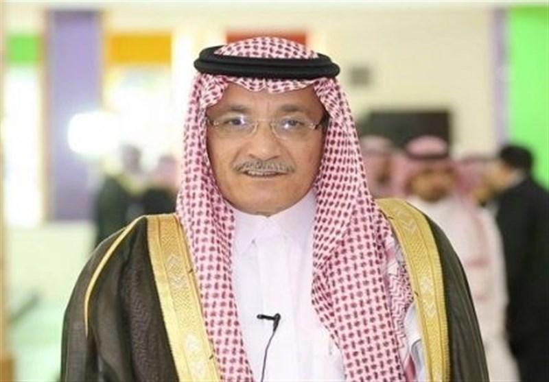 فهد دغیثر فعال سعودی منتقد